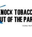 July Activity of the Month: Tobacco-Free Baseball in Fenway!